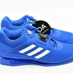 Adidas Leistung 16II BOA Cobalt Blue Weighlifting